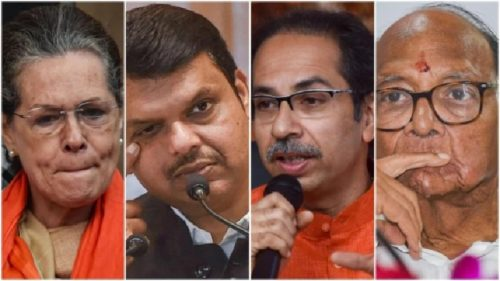 BJP open to joining hands with Shiv Sena