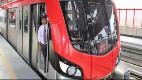 Kanpur-Agra metro project
