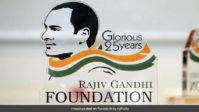 Probe on Gandhi Family Trust